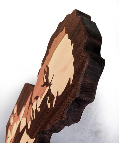 Houdini Cutting Board Edge