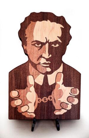Houdini Cutting Board Front