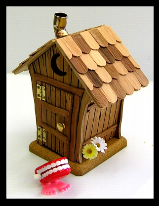 Micro Outhouse