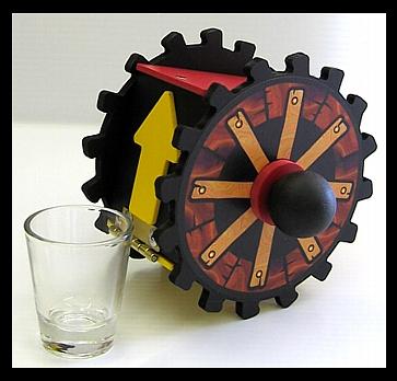 Micro Water Wheel