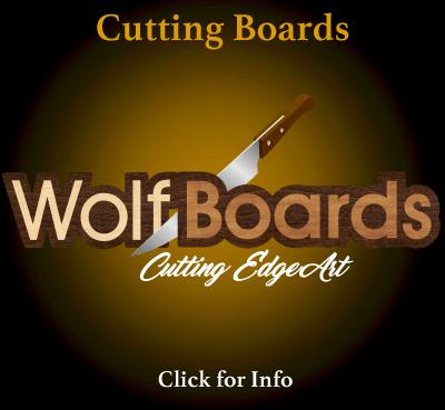 Wolfs Ventriloquist Figures
