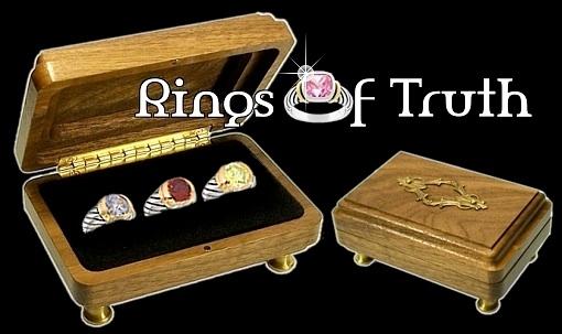Rings magic trick